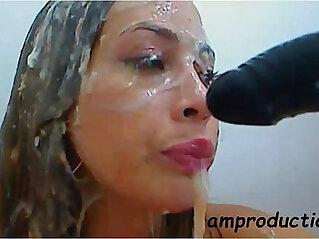 Zaira, latina webcam shows no pain. at 고통 niche