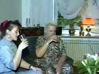 Hardcore with grannies