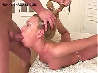 Teen Forced To Swallow Dick