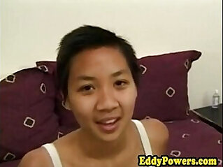 Asian vintage babes hairy teen pussy licked