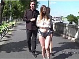 Butt plu tail walked in public