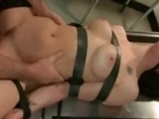 Nurse fisted and fucked by psycho patient