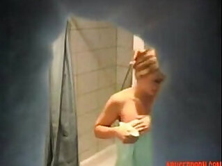 Not My Step Daughters Shower, Free Amateur Porn music Video step son master