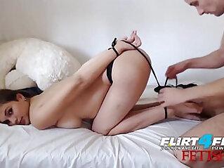 Amanda and Daniel Tied Up Babe Gets Fucked Hard