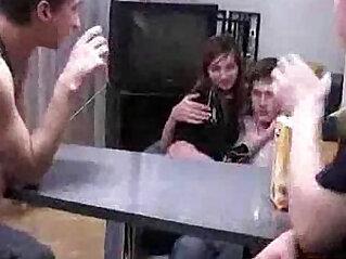 Russian Girl forced sex boys