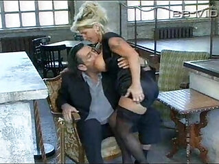 Horny mother hardfuck