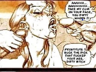 Hardcore Sexual Fetish Comic