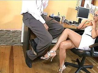 Secretary office sex