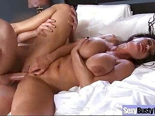 Big Juggs Wife sucks and Fucks her Hard doggy Style On Tape movie 25