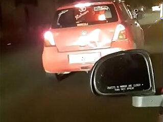 Desi sex in moving car in india
