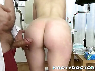 pussy exam turns into dirty sex