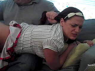 Ten Spanked By Daddy
