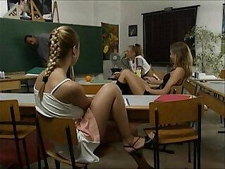 Black English teacher seduced during extra lessons