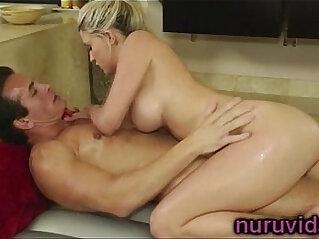Gorgeous blonde Sienna Day hot fucking