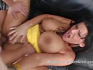 Busty angelina castro fucking for better deal