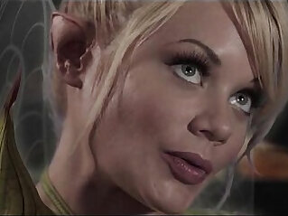 Little fairy Riley Steele gets a cock banging