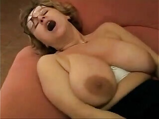 Saggy Gran with Awesome Areolas