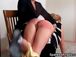 Nasty sexy busty babe in stockings gets her big ass