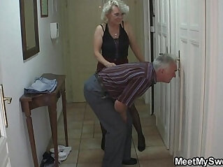 GF in threesome with his BFs parents