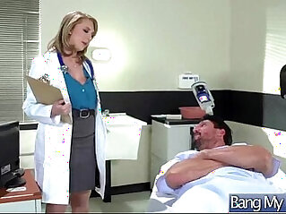 Hard Sex Tape made With dirty mind Doctor seduce and Bang Horny sluty Patient movie