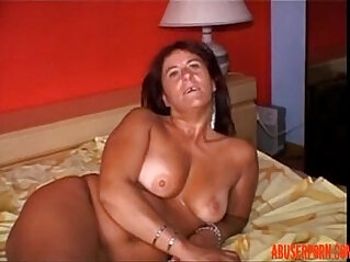 Swinger MILF Anal with Amateur Rough Old Bird, Porn