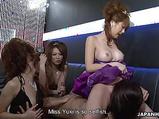 Bunch of Asian sluts having some sexual experiences